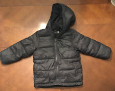 Toddlers Black Old Navy Coat Size 5T