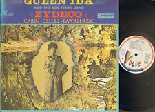 QUEEN IDA ZYDECO 1976 LP NMINT Queen Ida & and The Bon Temps Band