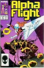 Alpha Flight # 47 (Mike Mignola) (USA, 1987)