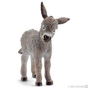 NEW SCHLEICH 13746 Donkey Foal - Farm Horse