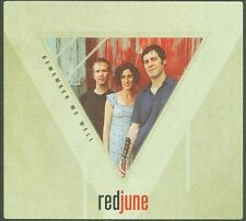 Red June : Remember Me Well CD