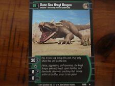 Star Wars TCG R&S Dune Sea Krayt Dragon