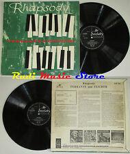 LP FERRANTE AND TEICHER Rhapsody england SOCIETY SOC 951 (*) cd mc