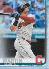 2019 Topps Rainbow Foil Parallel #358 Leonys Martin Cleveland Indians