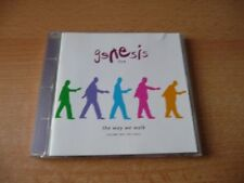 CD Genesis - The way we walk - Live - Volume Two: The Longs