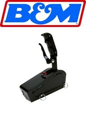 B&M 81052 Stealth Magnum Grip Pro Stick Black 3 & 4 Speed Automatic Race Shifter