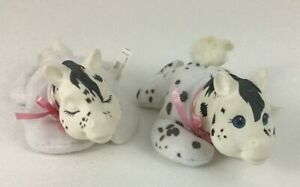 Pet Pony Surprise Plush Stuffed Horse Toy 2pc Babies Lot Vintage 1992 Hasbro