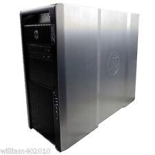 Hp Z820 2x E5-2670 quadro K6000 960GB ssd 4TB sata 128GB 1600MHz ram win 7 x64