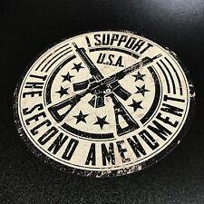 Support Second Amendment - Sticker