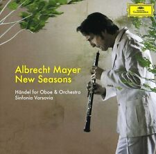 Albrecht Mayer - New Seasons: For Oboe & Orchestra [New CD] England - Import