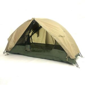 Litefighter 1 Individual Tent, Shelter System OD Olive Drab READ DESCRIPTION