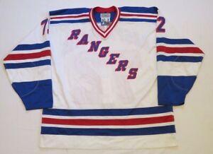 Darius Kasparaitis New York Rangers Authentic Signed NHL Starter Hockey Jersey!