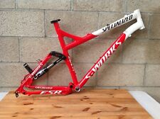 """Specialized S-WORKS 26"""" WHEELS 21"""" FOX REAR IN NICE CONDITION"""