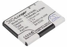 Battery Cell Fit CE HTC Touch 3G 1100 mAh Li-ion DTS3SL