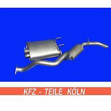 SSANGYONG MUSSO - 3.2 2.9 TD Agent + Muffler Exhaust System