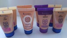 Rimmel BB Cream 30mls (2x15) only £2.99 LIGHT 001 Travel Size