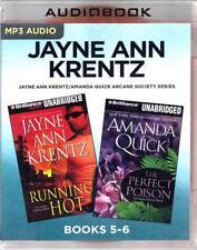 Jayne Ann Krentz Amanda Quick Arcane Society Books 5-6 Unabridged MP3 AudioBooks
