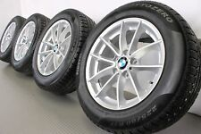 Original BMW X3 F25 X4 F26 17 Zoll Alufelgen Styling 304 Winterräder RDK RFT 5,0