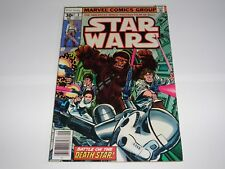 Marvel Star Wars 3  HIGH GRADE Sept 1977 Uk Variant F/VFN