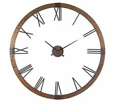 "Amarion 60"" Copper Wall Clock by Uttermost #06655"