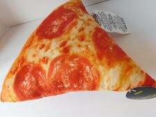 Pizza Pillow Pepperoni Plush Novelty Expressions 12 Inch