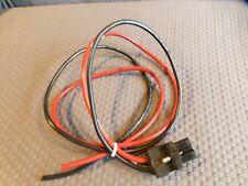 Macom Harris M7100 Power Cable