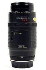 Canon EF 70-210mm f/4.0 (Push-Pull Lens)