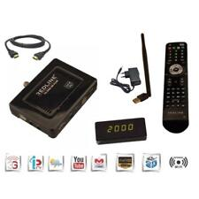 Redline Ts 2500 HD Plus Mini- Full Assis Iptv ,Wlan ,Lan Ip Récepteur Tout