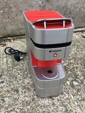 Hotpoint illy red coffee machine - untested