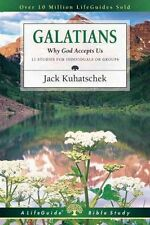 Galatians: Why God Accepts Us (Lifeguide Bible Studies)-ExLibrary