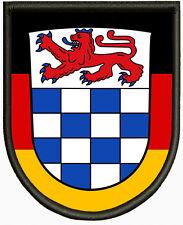 Wappen von Sankt Augustin Aufnäher, Pin, Aufbügler