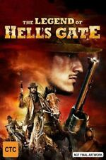 The Legend Of Hell's Gate (DVD, 2012)