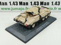 TK18U altaya IXO 1/43 TANKS WW2 : Cruiser Tank Mk VI Crusader Mk III A15 1943