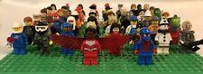 LEGO 48+ MINIFIGURE LOT