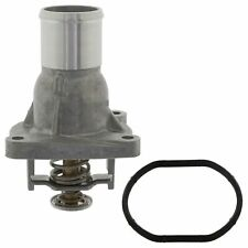 Thermostat Inc Housing & Gasket Fits Vauxhall Astra Corsa Insignia Me Febi 49189