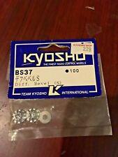 Kyosho BS-37 Diff Bevel (S) for the Turbo Burns/Inferno/Landmax GP20/USA-1 Nitro