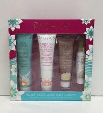 (New) Pacifica Skincare Set 4 pc (Wash, Cream, Scrub, Lip balm)