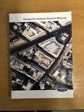 Ford Navigation System owners manual (2004/2012)