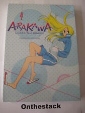 Arakawa Under The Bridge Season 1 Premium Edition DVD/Blu-Ray Boxset.  Sealed!