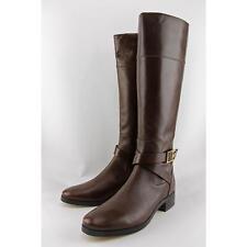 Michael Michael Kors Bryce Tall Boot Women US 10 Brown Blemish  16499