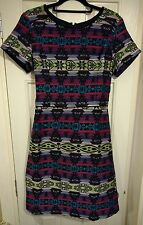 Freespirit Aztec Jacquard Girls T-Shirt Dress Age 13 Rrp £32