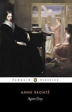 Agnes Grey by Anne Brontë (1989, Paperback)