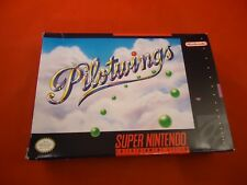 Pilotwings Super Nintendo SNES Empty Box ONLY (no manual, game) Pilot Wings