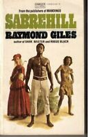 Complete Set Series - Lot of 5 Sabrehill books by Raymond Giles Rebels Hellcat