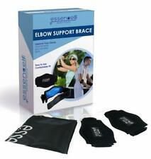 Tennis Elbow Strap for Tendonitis Treatment, Elbow Support with Compression Pad,