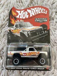 Hot Wheels - 1980 Dodge Macho Power Wagon - 2021 Collectors Edition