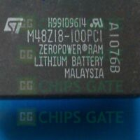 1PCS ST M48Z18-1 DIP28 64 Kbit 8Kb x 8 ZEROPOWER SRAM