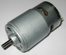95 Watt Electric 12 VDC Motor - 15,000 RPM - 775 Frame Size Robot High Speed DC