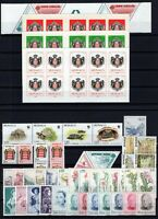 AC138662/ MONACO / LOT 1986 – 2009 MINT MNH CV 148 $