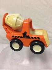 "Vintage 1987 Tonka Cement Truck Length 5.5"" Rattle gravel fill play retro tonk"